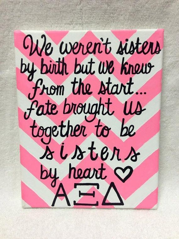 cute big little quotes sorority crafts