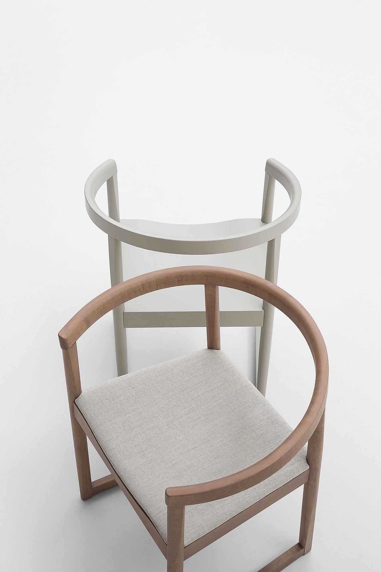 Nordica Sedia legno design, Sedie dipinte, Design del