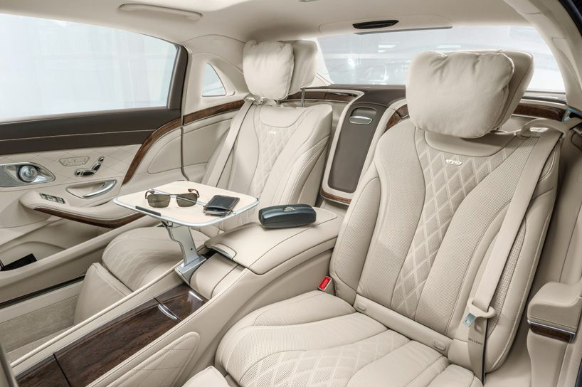 mercedes-maybach s-class line ledexclusive top-of-the-range s