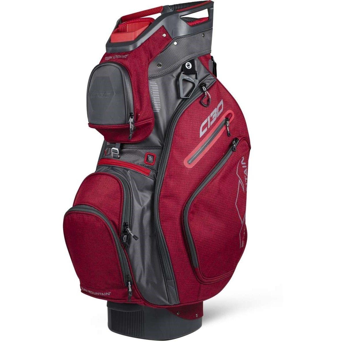 Sun Mountain C130 Cart Bag 2018 Chili Golf bags, Golf