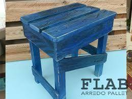 Sgabello Pallet ~ Mobili tavoli sedie in pallet flab arredo pallet arredamento