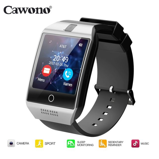 Cawono Q18 Bluetooth Smartwatch Fitness Tracker Smart