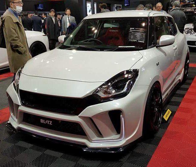 1 984 Aprecieri 24 Comentarii Suzuki Swift Swift Sport Pe