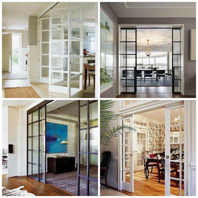 puertas correderas para separar ambientes separar