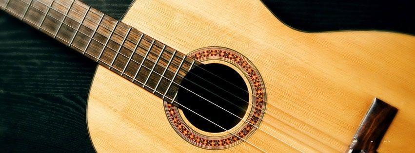 Guitar Music Facebook Cover Acoustic Guitar Guitar Music