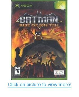 Batman Rise Of Sin Tsu Batman Rises Batman Gamecube Games