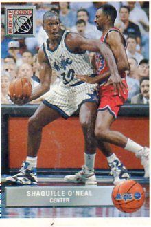 Shaquille Oneal Rookie Card Value Upper Deck Click The