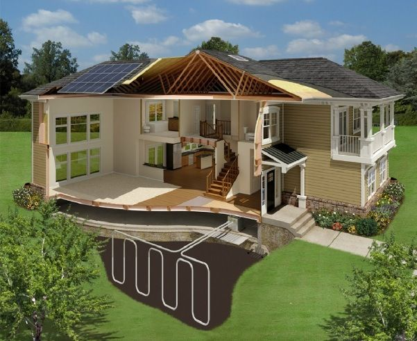 Path To Zero Tips For Building Net Zero Energy Homes Building A House Sustainable Home Solar House