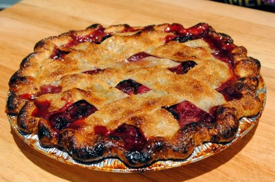 Three Babes Bakeshop Shares Their Pie-Baking Tips: Okay, I never leave enough time to chill the dough. That's the issue.