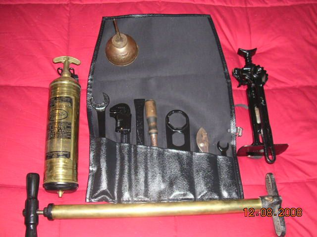Model T Ford Forum Tool Roll Model T Car Ford Ford Motor Company