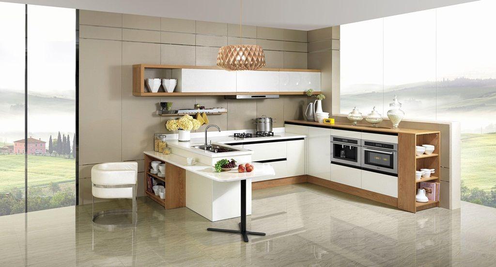 Best European Style Kitchen Cabinets – Sleekness Beauty And 400 x 300
