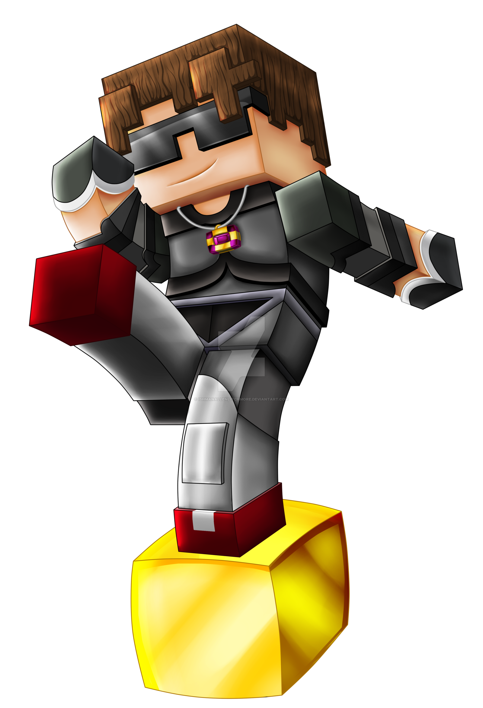 SkyDoesMinecraft Fan Art (This is NOT mine!) | MINECRAFT ...