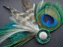 hair brooch