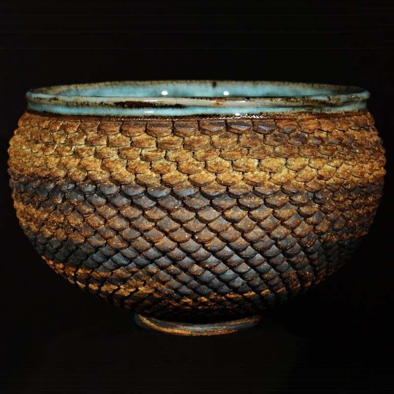 Bol c ramique poterie d 39 art c ramique contemporaine de thierry luang r - Poterie goicoechea vente ligne ...