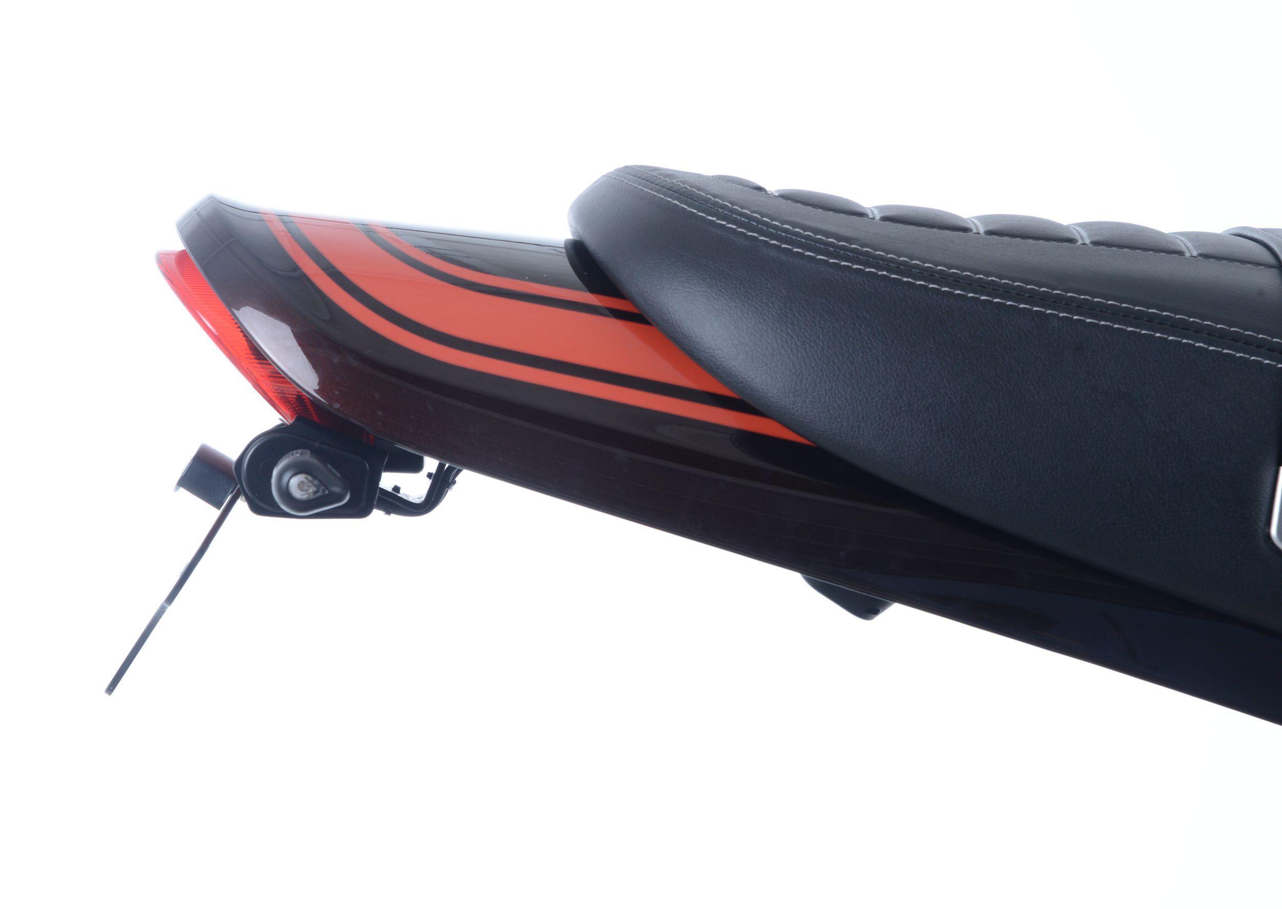BODYSTYLE Sitzkeil mit ABE - unlackiert - Honda CB 650 F