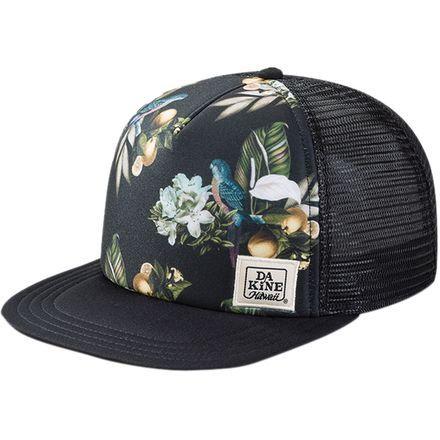 Dakine Hula Trucker Hat Women S Women Trucker Hat Trucker Hat Womens Trucker Hat