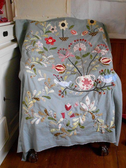 Supergoof Quilts | Quilts - Appliqué | Pinterest | Applikationen ...