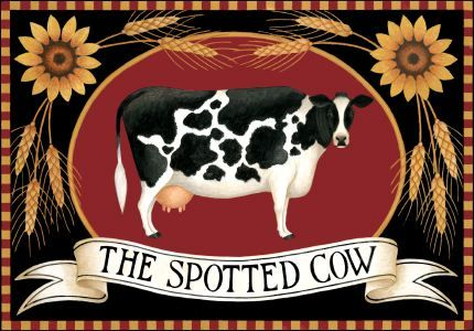 """Spotted Cow,"" by Stephanie Stouffer"