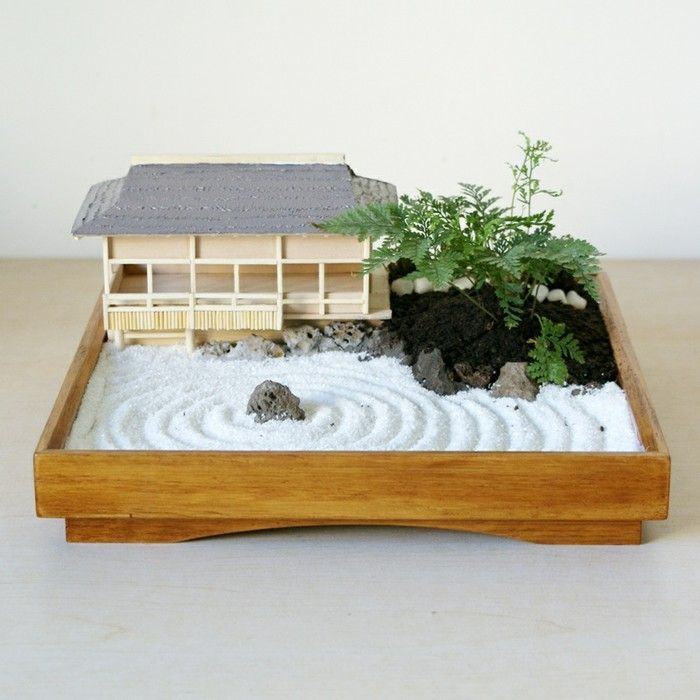 japanischer minigarten | miniaturgarten - fairygarden - fairy, Garten und bauen