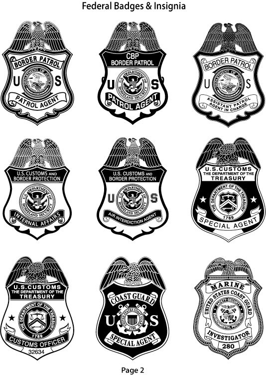 Pin By Barry Kean On Us Federal Badges Fire Badge Police Badge Military Police
