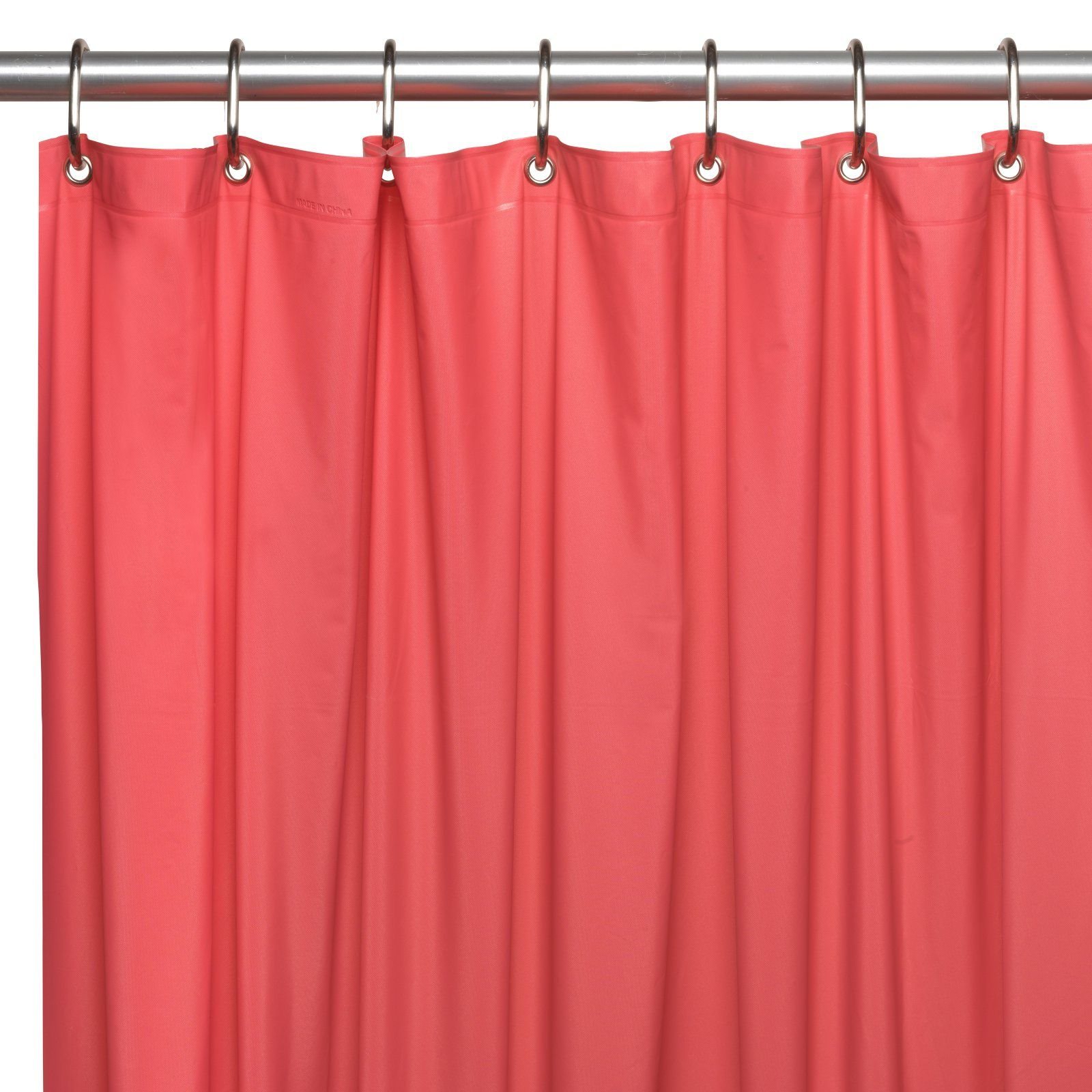 Carnation Home Fashions Hotel Collection Vinyl Shower Curtain