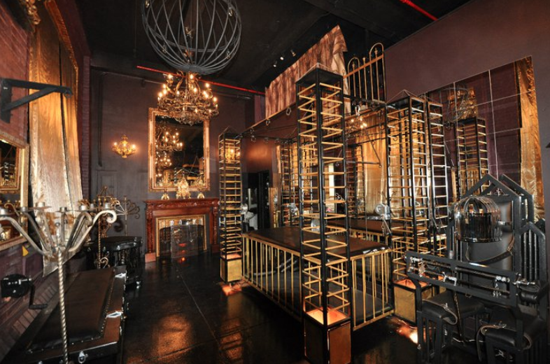new york city gay bdsm dungeon