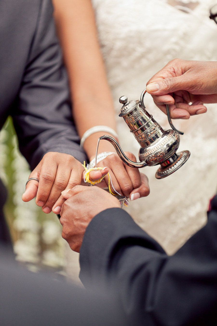 Markovina vineyard estate wedding bands
