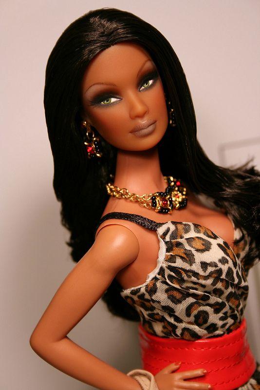 Black barbie doll butt — pic 5