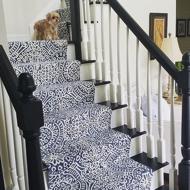 Staircase Ideas For Your Hallway That Will Really Make An: Make Your Stairs The Best Spot In The House With A