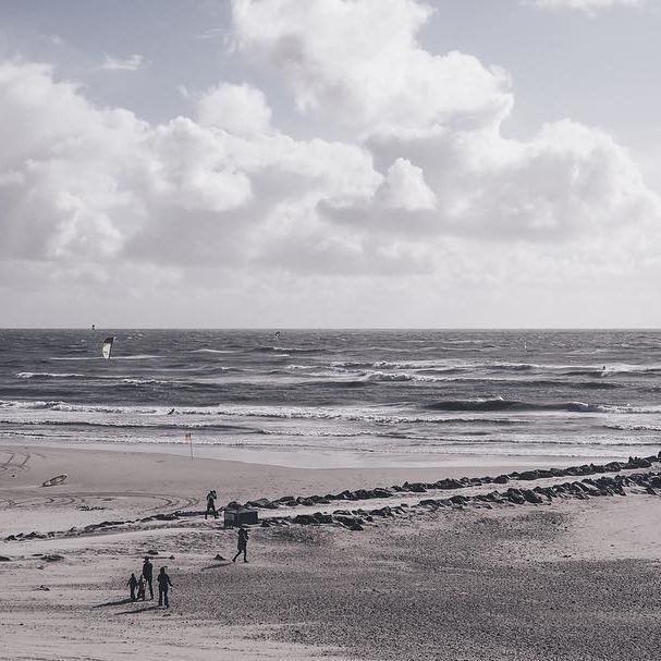 St Peter Ording Strand Diewocheaufinstagram Stpeterording Nordsee Germany Beach Sun Watersports Thekiteshots Kitecartel Thegoproshow Ording Nordsee