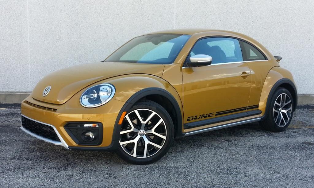 2014 Volkswagen Beetle Dune Concept Vroom Vroom