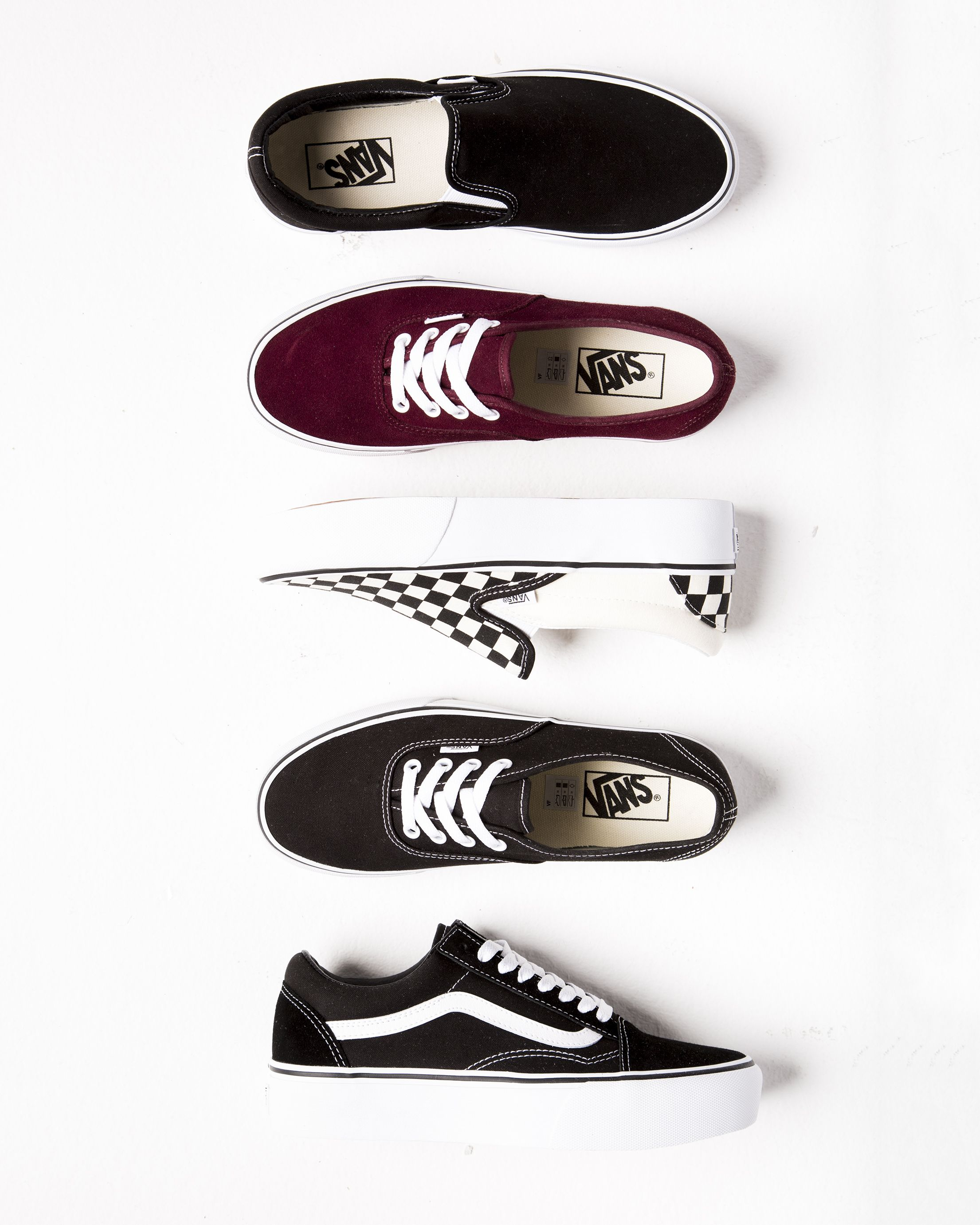 0543675b7d0 All Vans, all the time | ON TREND in 2019 | Shoes, Vans checkerboard ...
