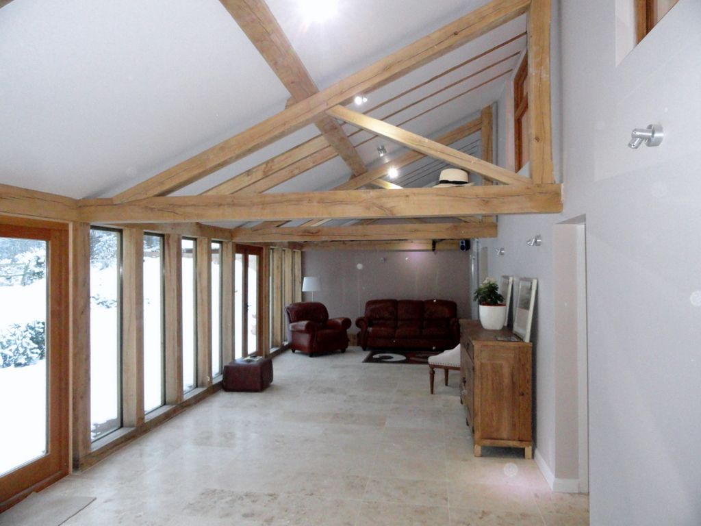 How To Build A Timber Mono Pitch Roof Frame Google
