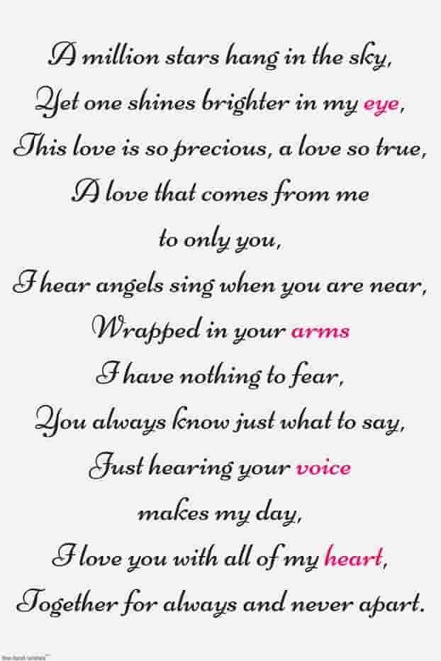 Romantic Good Morning Poems For Him Best Collection Love