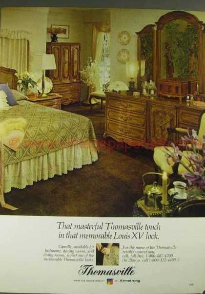 1980 Thomasvillebedroomfurniture1980s Bedroom Furniture In 2019 Modern Sets