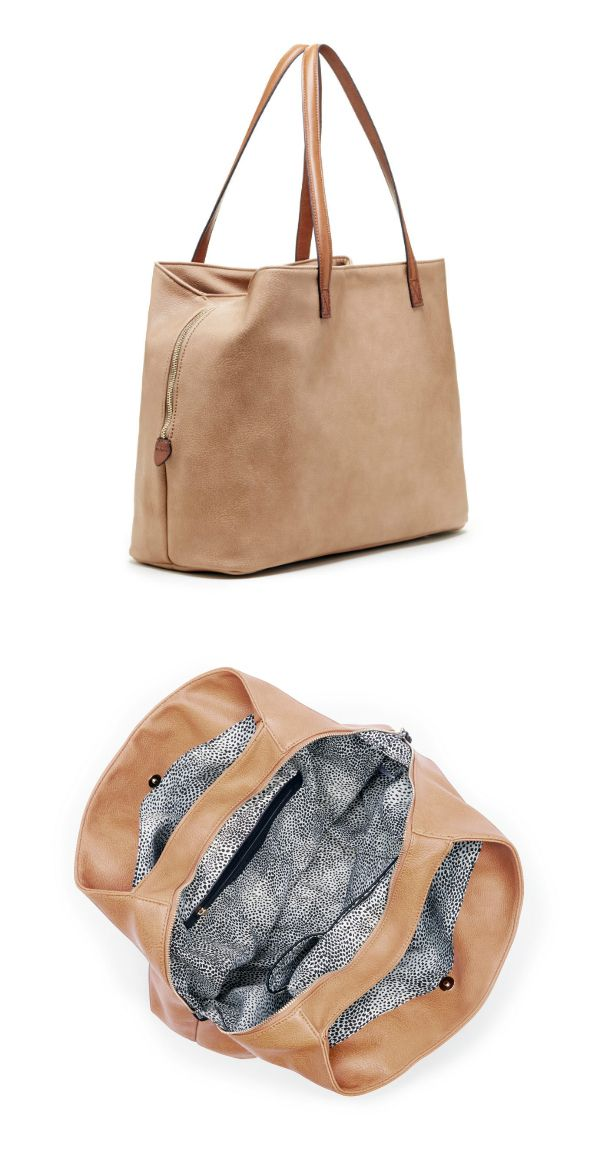 Tote Bag With Three Inside Compartments Sole Society Miller