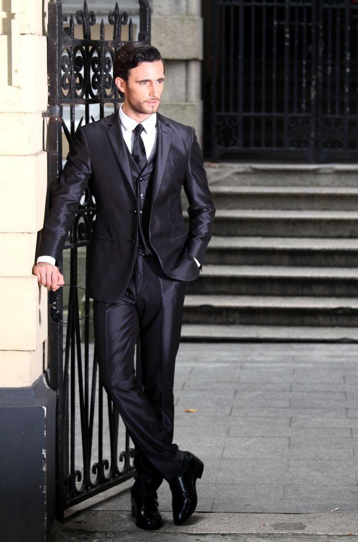 2fafe7b287ba Chorus mariage groom wedding suits for men blazer boys prom suits ...
