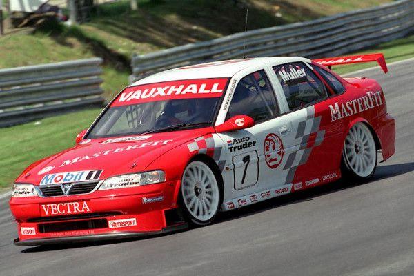 Vauxhall Vectra Btcc 1999 Btcc Vauxhall Touring Car Racing