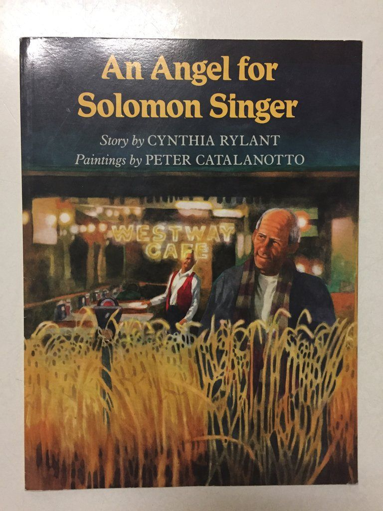 An Angel for Solomon Singer Picture book, Mentor texts