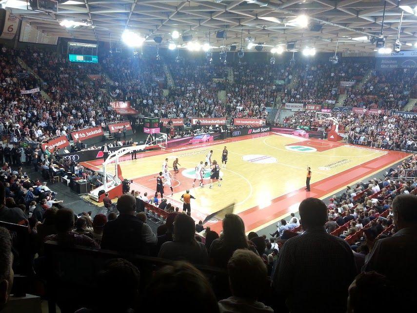 Audi Dome Rudi Sedlmayer Halle Sports Arena Audi Dome