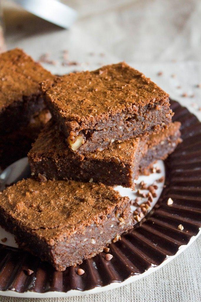 Buckwheat brownies.