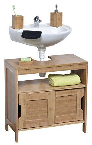 Tendance - 9900195 - Meuble Dessous de lavabo ou Evier - 2 Portes +