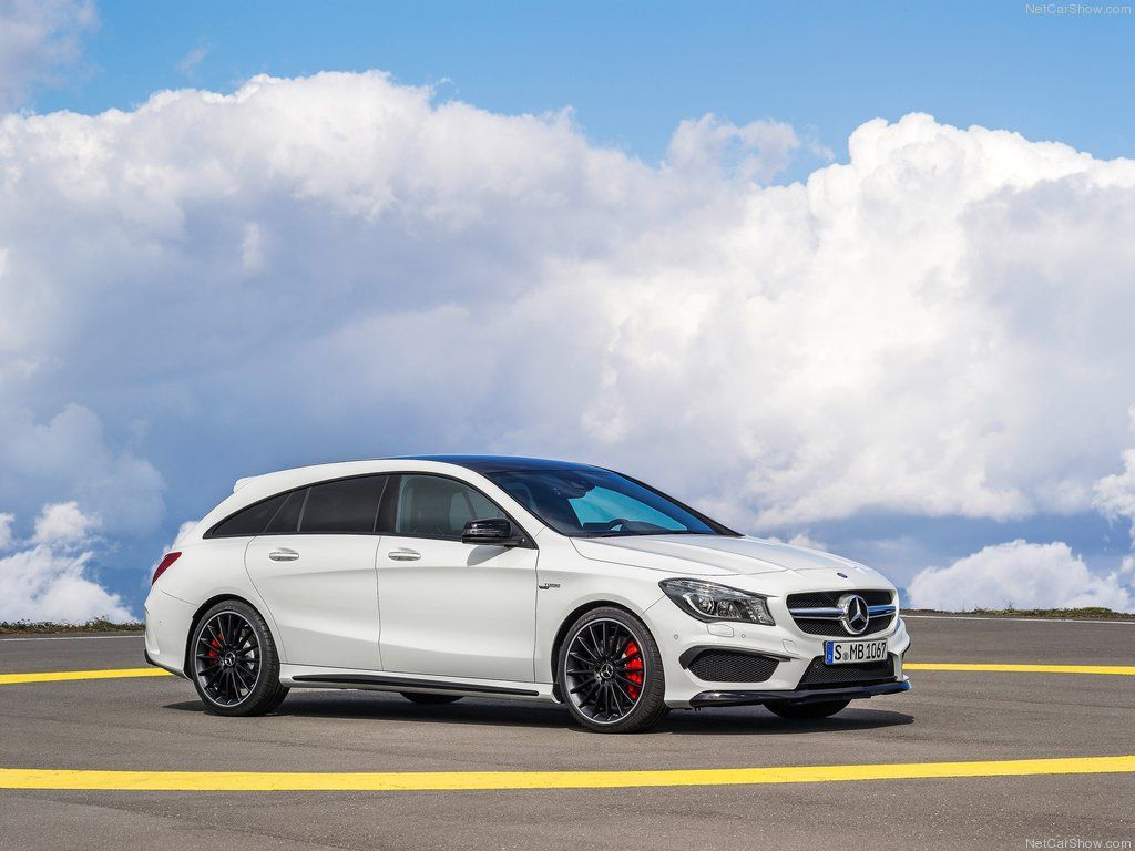2016 Mercedes Benz Cla45 Amg Price Specs Review 0 60 Shooting