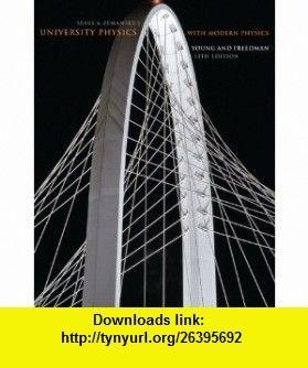 University Physics 13th Edition Ebook