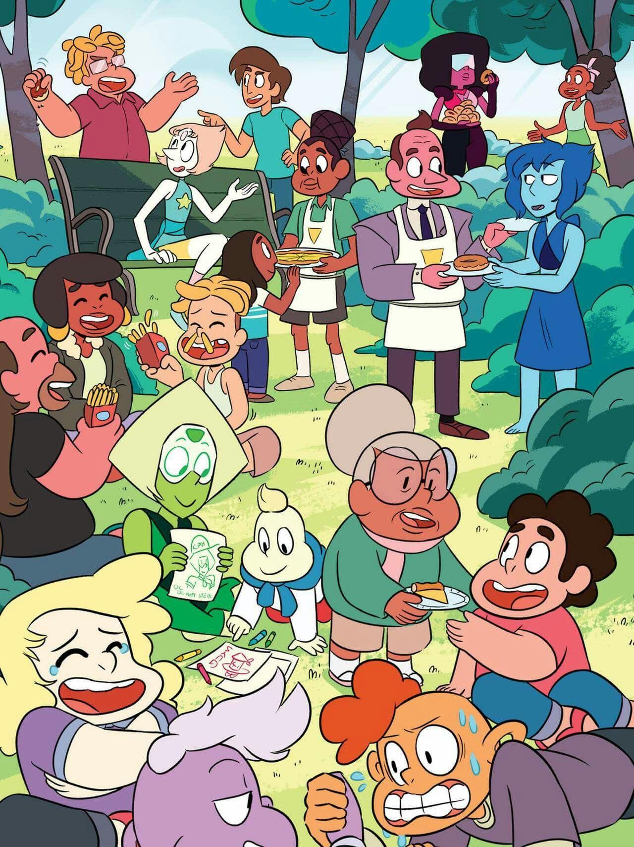 Kim Cartoon Steven Universe