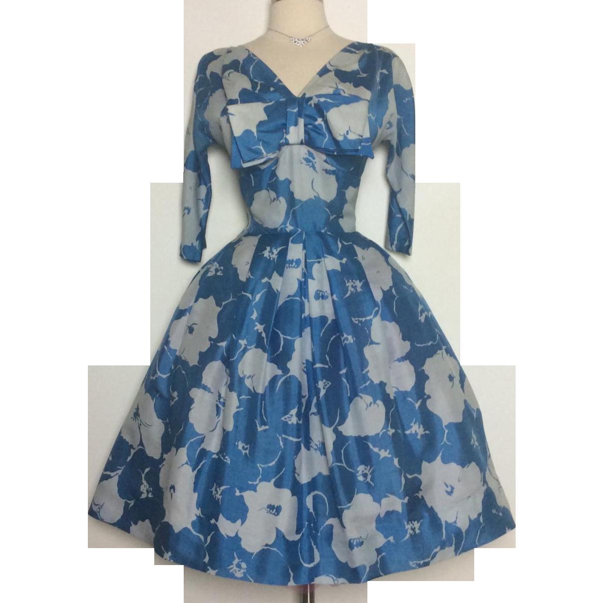 Vintage s dress suzy perette s dress new look femme