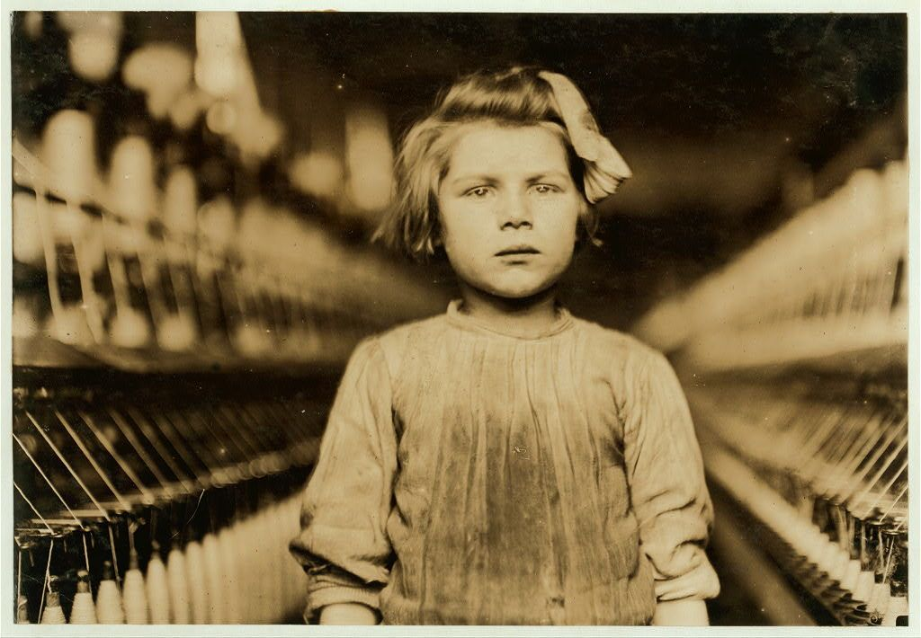 The Childhood They Never Had A Lewis Hine Photography