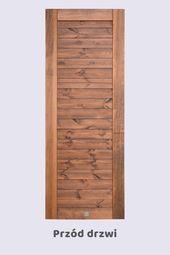Wooden sliding doors, model LINJE- Wooden sliding doors …-…