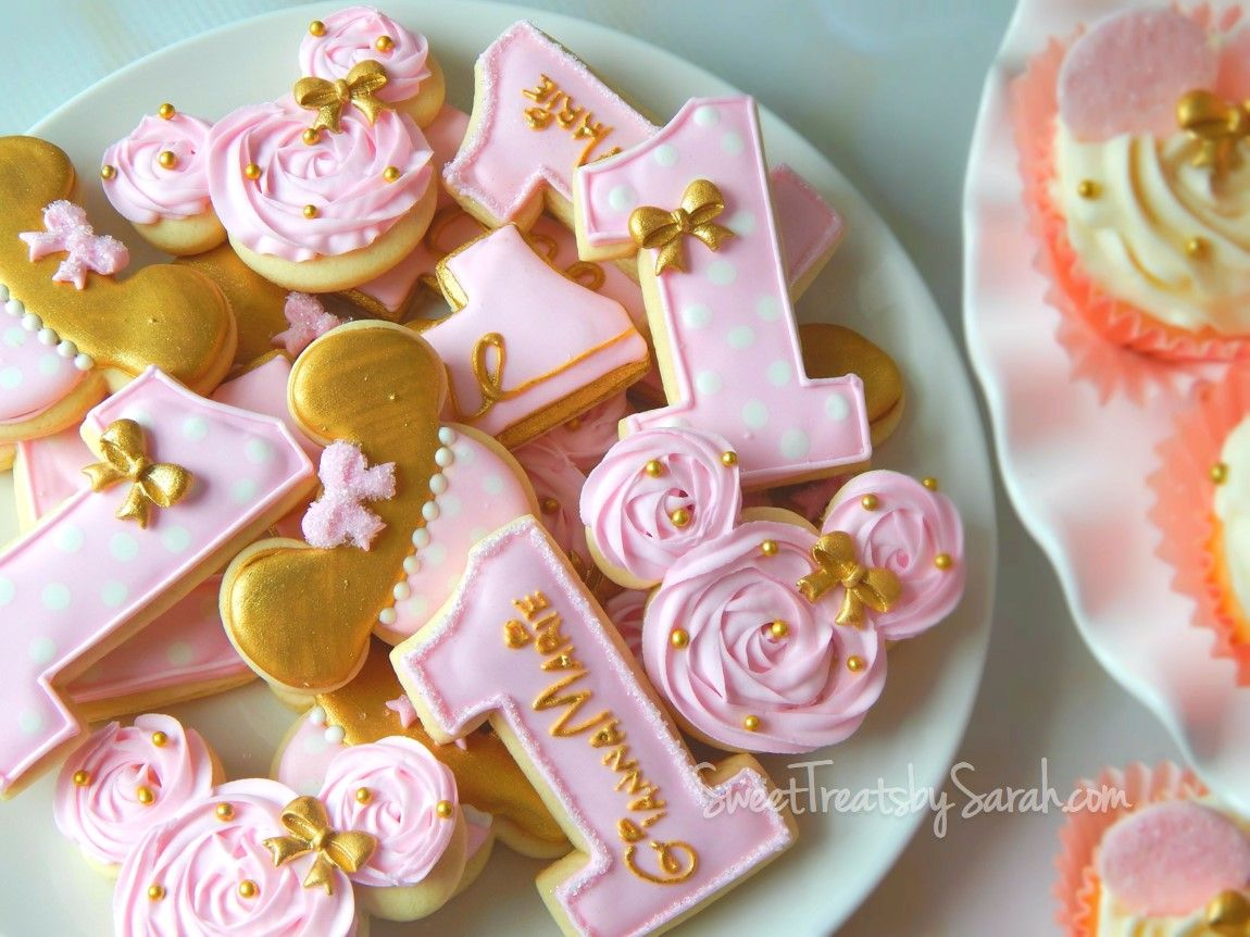 how to make minnie mouse cookies