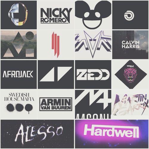 D X N G E R O U S Fotos De Musica Electronica Logos De Musica